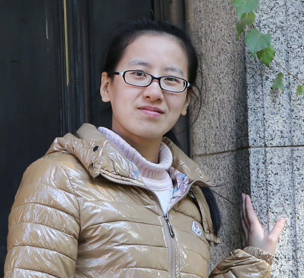 [New HELLIQ member]: Chen Jingjing