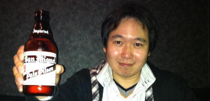 HELLIQ Member 158: Morita Shiga (志賀 盛太)
