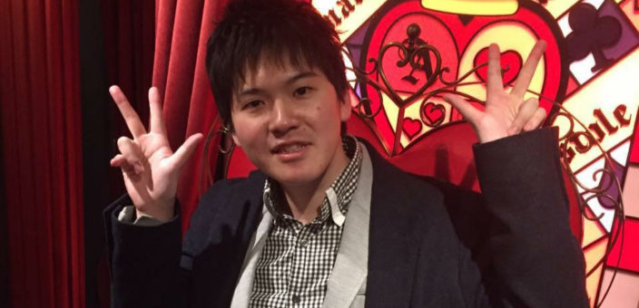 HELLIQ Member 228: Ogawa Yoshiyuki