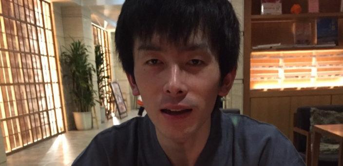 HELLIQ Member 250: Kazuya Maeda (前田 一弥)
