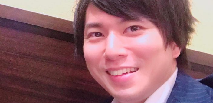 HELLIQ Member 307: Go Tanuma (田沼 豪)